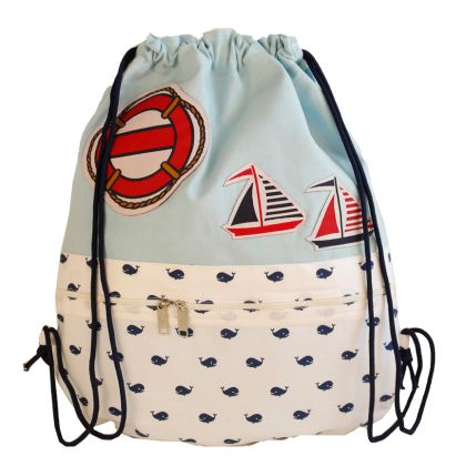 Lets go sailing - Swim bag