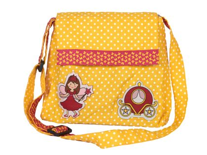 Red Princess - Messenger Bag