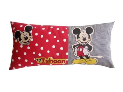 Micky Mouse - Long Cushion Cover