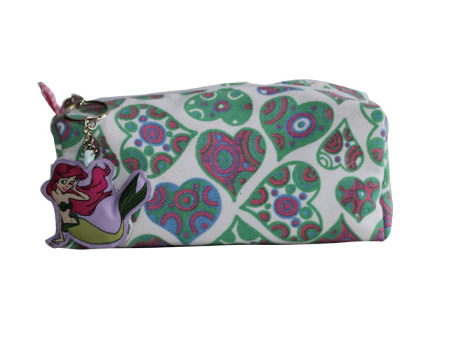 Magical mermaid - square pencil pouch