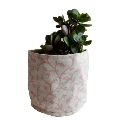 Pink vines - Planter Bag