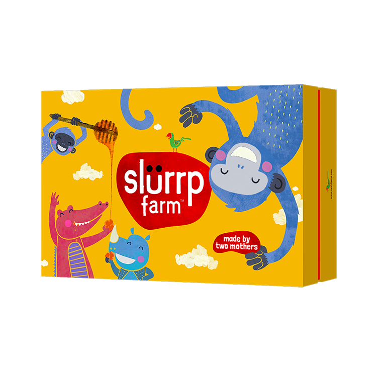 SlurrpFarm Celebration Small Box