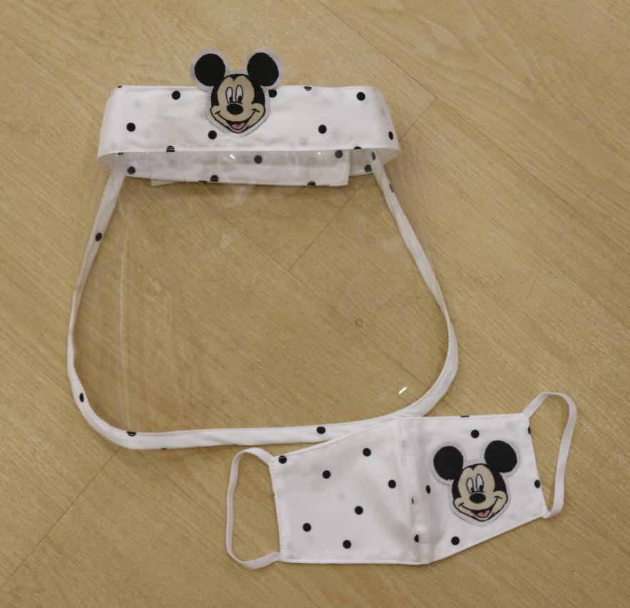 Micky - Face Shield and mask