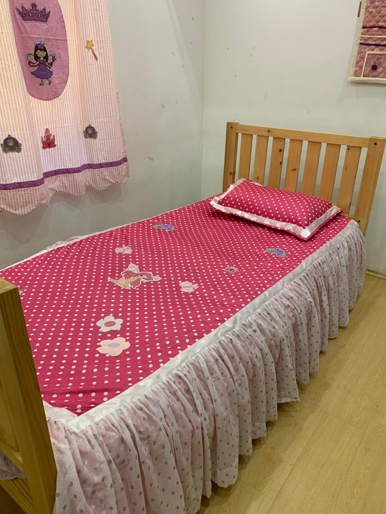 Fairyland- Single Bed Sheet