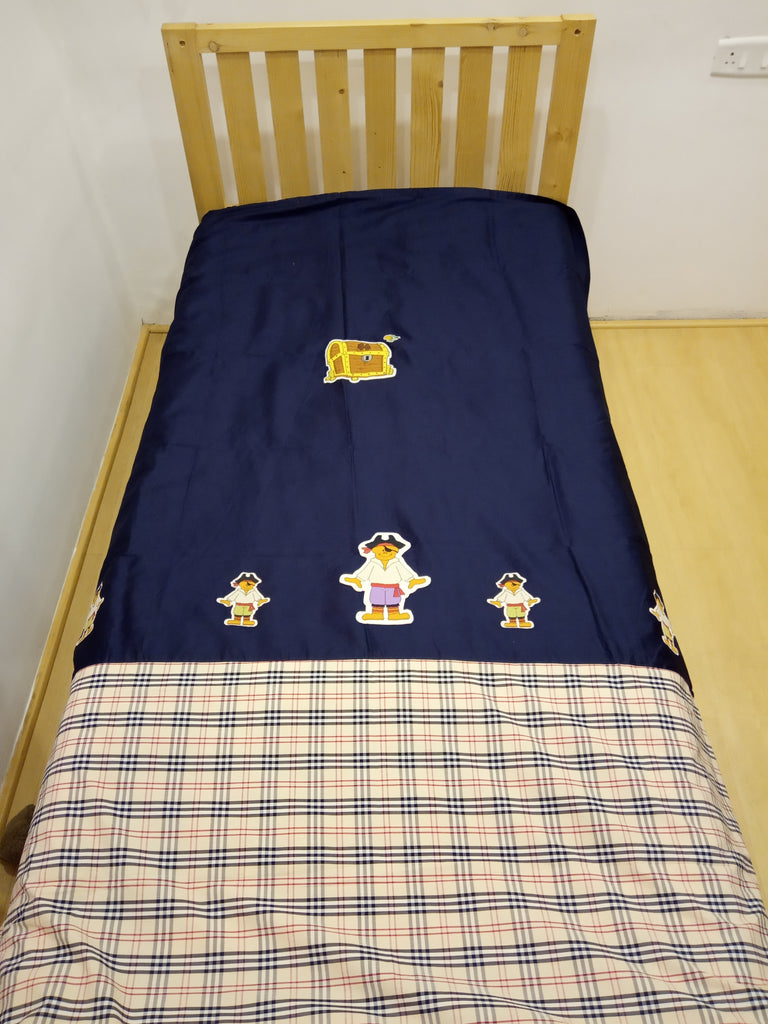 Pete the Pirate- Single Bed Sheet