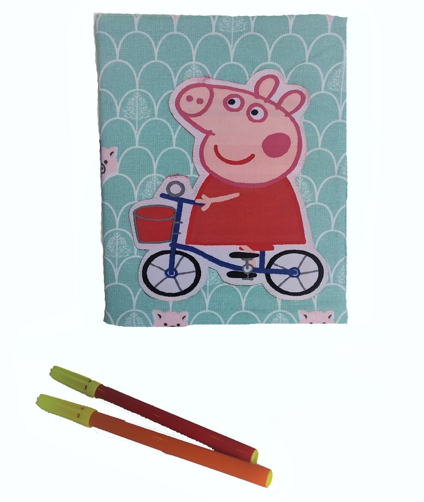 Piggy on the go - Note Book