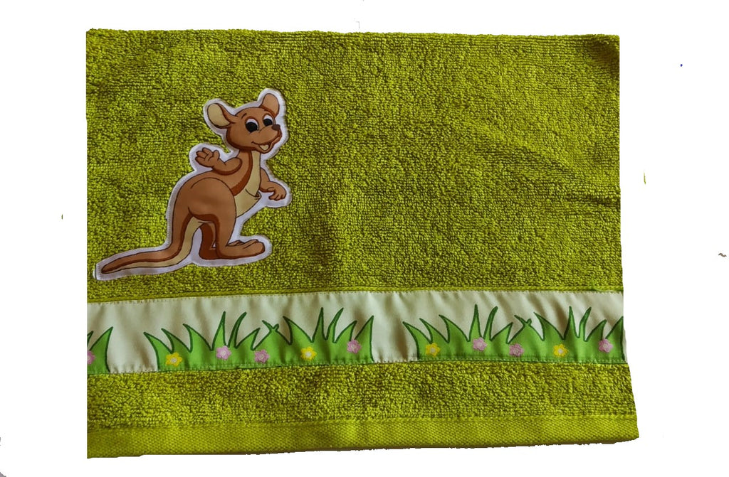 Animal - Hand Towel