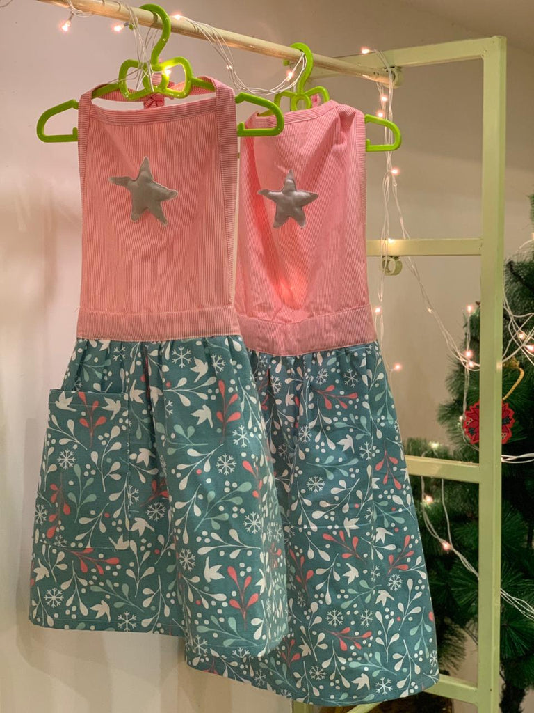 Mom and Me Superstars -Aprons