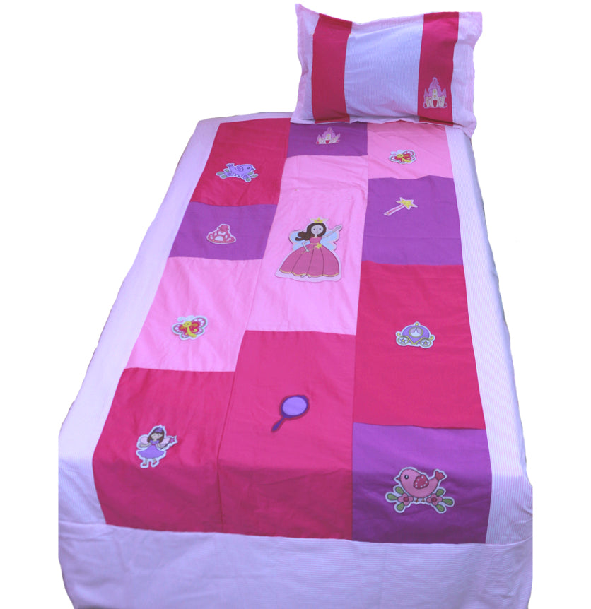 Pretty Princess- Single Bed Sheet