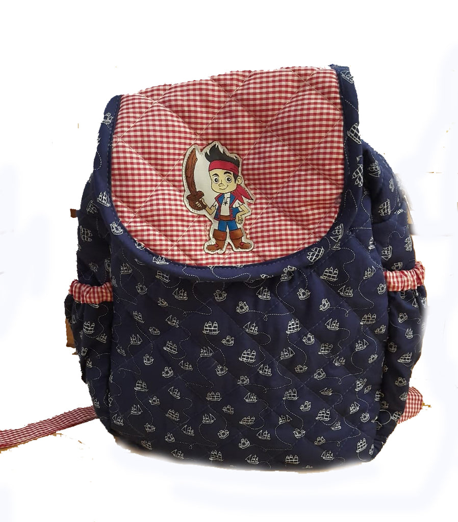 Pirate Jake- Junior School Bag