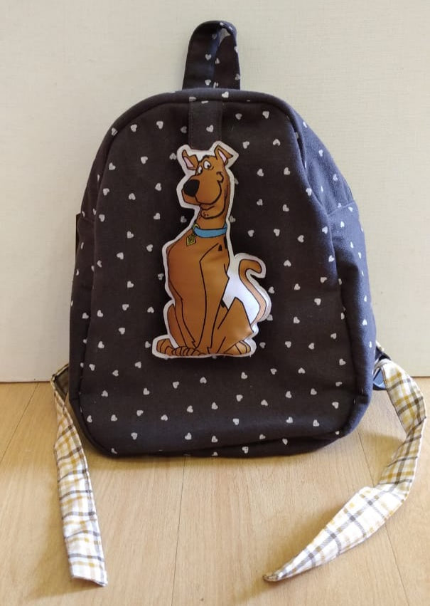 Scooby Toddler Bag