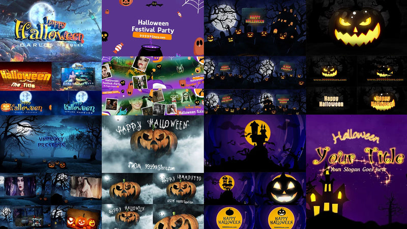 🎃HAPPY HALLOWEEN 2020 🎃 SUPER SALE -98% FOR COMBO VMIX - BLUFFTITLER