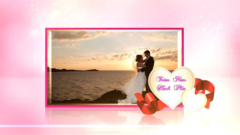 Blufftitler Template  Wedding Style 32