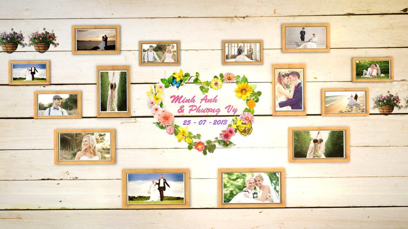 Blufftitler Blufftitler Template  Wedding Style 35 Blufftitler 99999Store