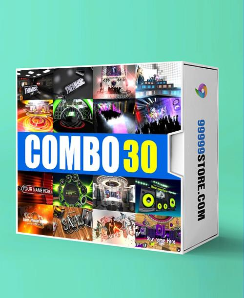 Blufftitler BLUFFTITLER COMBO 30 - MUSIC Blufftitler 99999Store