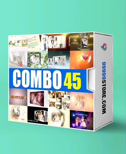 BLUFFTITLER COMBO 45: LOVE & WEDDING 05