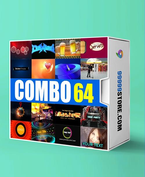 BLUFFTITLER COMBO 64: Intro 19