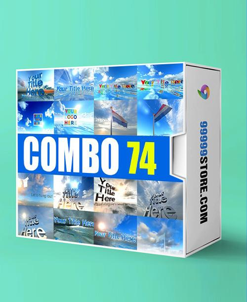 Blufftitler BLUFFTITLER COMBO 74 - PROMO Blufftitler 99999Store