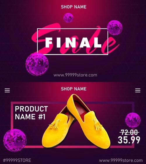 Blufftitler - Final SALE - Online Market - Pack 01