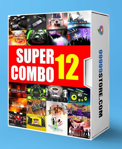 Blufftitler BLUFFTITLER SUPER COMBO 12 - Music Blufftitler 99999Store