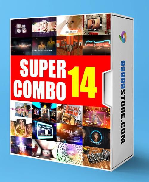 BLUFFTITLER SUPER COMBO 14:  Slideshow
