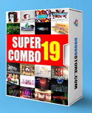 Blufftitler BLUFFTITLER SUPER COMBO 19: Intro Blufftitler 99999Store
