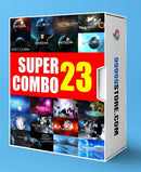 BLUFFTITLER SUPER COMBO 23: PROMO