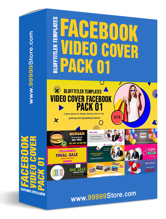 Video Facebook Cover - Pack 01