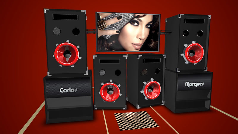 Blufftitler CM102 - Speakers Sound Blufftitler 99999Store