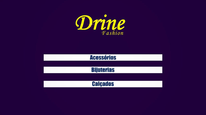 Blufftitler CM18 - Drine Fashion Blufftitler 99999Store