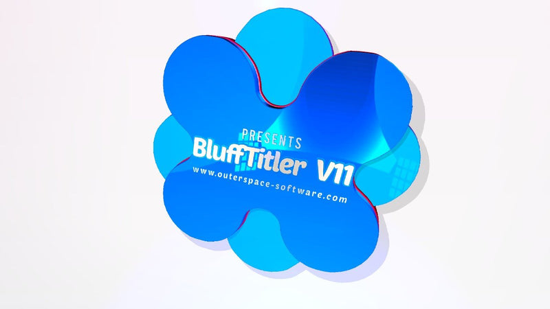 Blufftitler CM455 - ART6 Blufftitler 99999Store