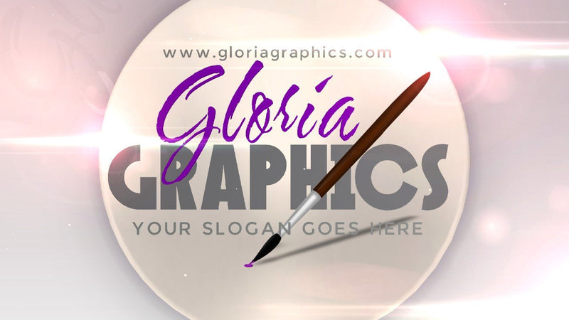 Blufftitler CM505 - Gloria Graphics Blufftitler 99999Store