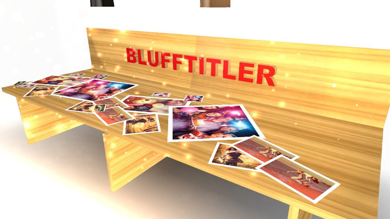 Blufftitler BLUFFTITLER COMBO 17 - PROMO Blufftitler 99999Store