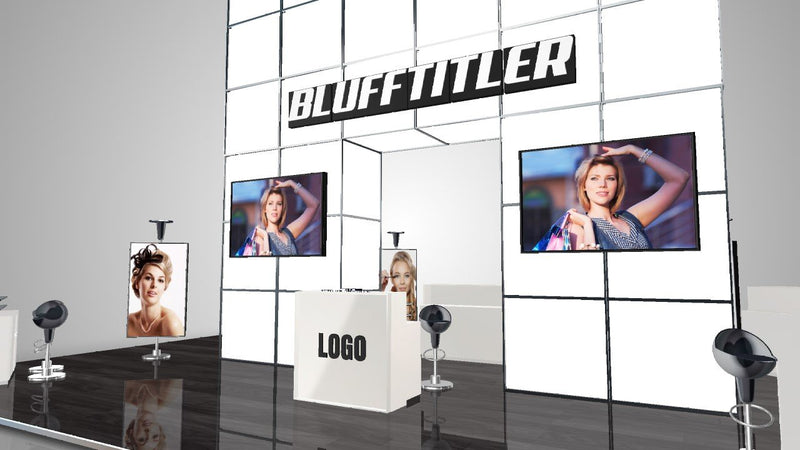 Blufftitler BLUFFTITLER COMBO 59: Intro 14 Blufftitler 99999Store