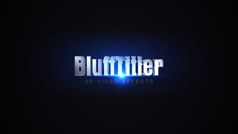 Blufftitler BLUFFTITLER SUPER COMBO 18: Intro Blufftitler 99999Store