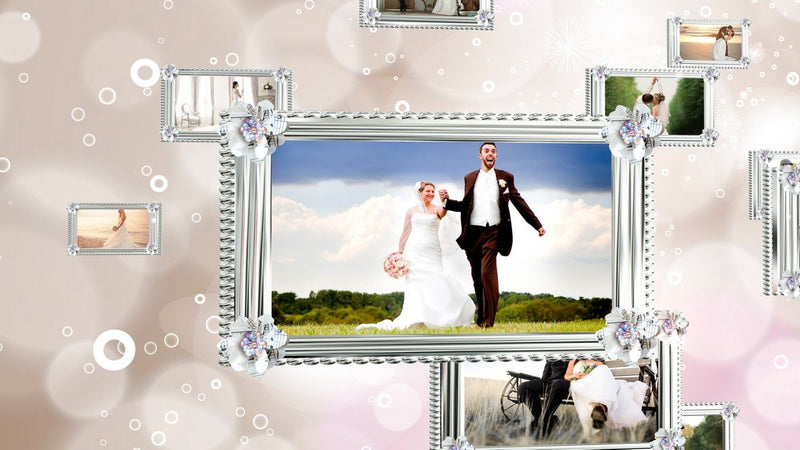 Blufftitler Blufftitler Template  Wedding Style 26 Blufftitler 99999Store