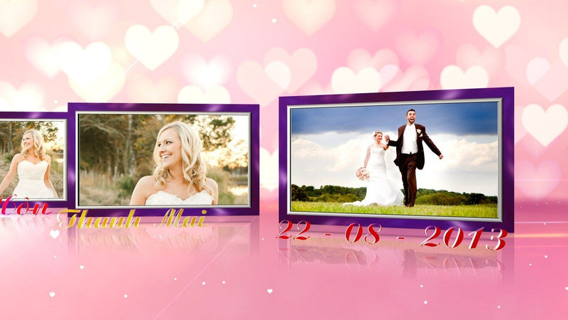Blufftitler Blufftitler Template  Wedding Style 34 Blufftitler 99999Store