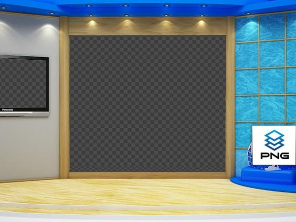 Virtual Studio Sets PNG - 4K WEATHER 01 PNG 99999Store