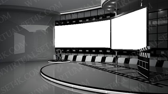 Virtual Studio Sets PNG - 4K MOVIE 04 PNG 99999Store