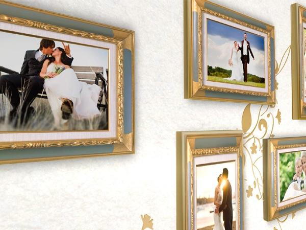 Blufftitler Blufftitler Template: Wedding Style 04 Blufftitler 99999Store
