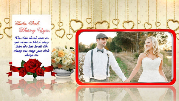 Blufftitler Blufftitler Template  Wedding Style 41 Blufftitler 99999Store