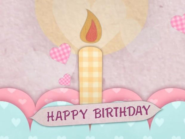 Blufftitler Blufftitler Template : Birthday - Style 01 Blufftitler 99999Store