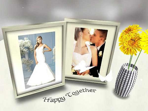 Blufftitler Blufftitler Template: Wedding Style 05 Blufftitler 99999Store