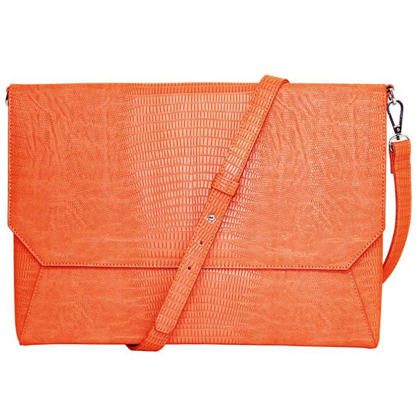 "Lenox Lizard 11"" Laptop Case Orange 