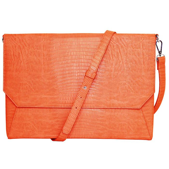 "Lenox Lizard 14"" Laptop Case Orange 