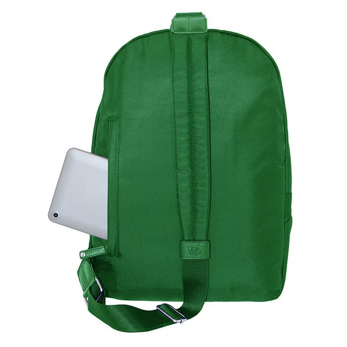 City Slim Miami Backpack Green | Francine Collections | Branford, Connecticut
