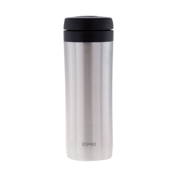Espro - Travel Coffee Press 350ml - Stainless Steel