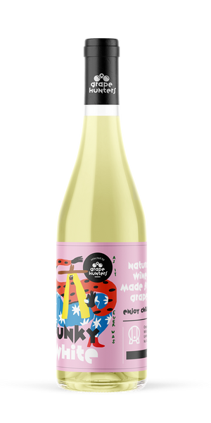 Grapehunters - Funky White, 12,5% -  75cl