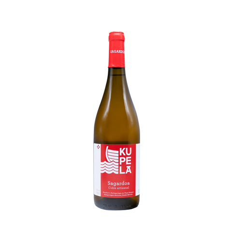KUPELA(FR) - Sagardoa Craft Basque Cider 6%