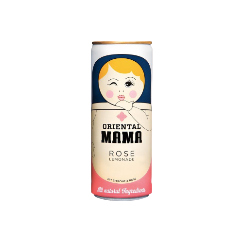 Brand Garage - Oriental Mama Fermented Rose Lemonade